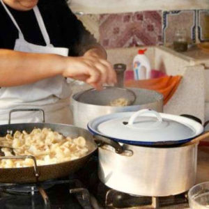 Chef Ricci - The first bite